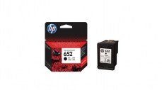 HP F6V25AE No.652 fekete tintapatron (eredeti)