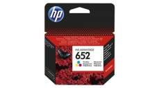 HP F6V24AE No.652 színes tintapatron (eredeti)