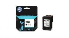HP F6U66AE No.302 fekete tintapatron (eredeti)