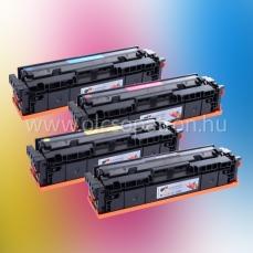 Hp CF400X / 401X / 402X / 403X ( 201X ) 4 db-os Prémium Utángyártott Tonerpack