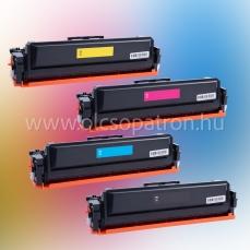 HP CF410/11/12/13 XPrémium utángyártott 4 db-os tonerpack